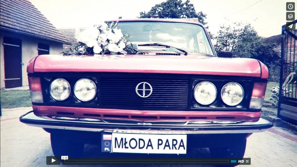 Teledysk weselny Joanna & Robert – Namysłów – MAGNOLIA – Zespół Red Angel