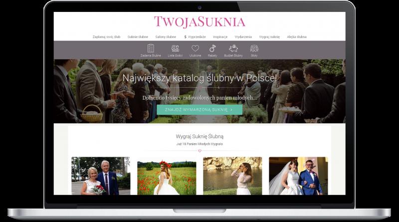 website-twoja-suknia-macbook