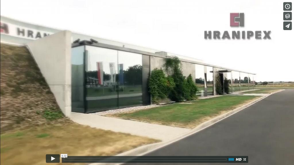 HRANIPEX Sp. z o.o. POLSKA – realizacja 2012 r