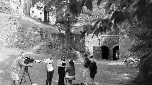 Sesja zdjęciowa Zamek Świny – 2 sierpnia 2015