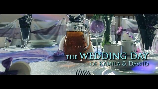 Trailer – wesele Kamila & Dawid 2014