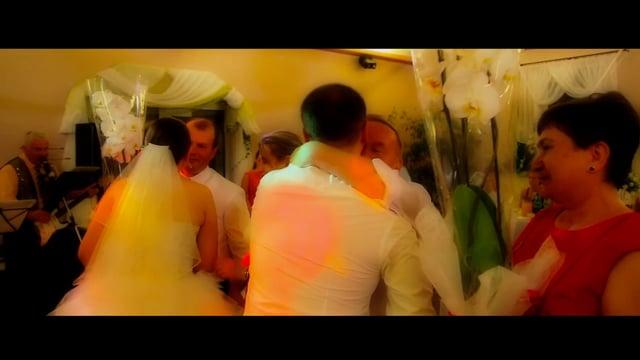 Trailer weselny ZIĘBICE 2014