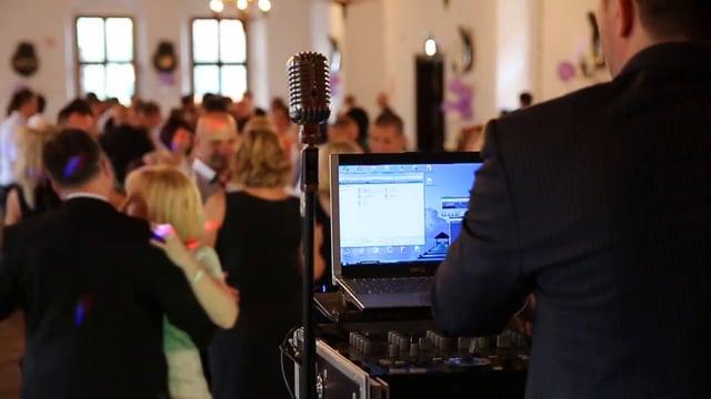 Teledysk weselny dla Dj KOWAL z Brzegu ;-) Wesele K&D 2014