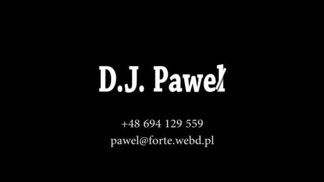 DJ Paweł – Brzeg – prezentacja ze Studniówki 2015