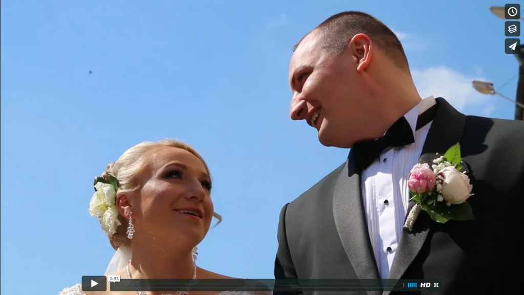 Ania & Mirek – teledysk z wesela 30 kwietnia 2016