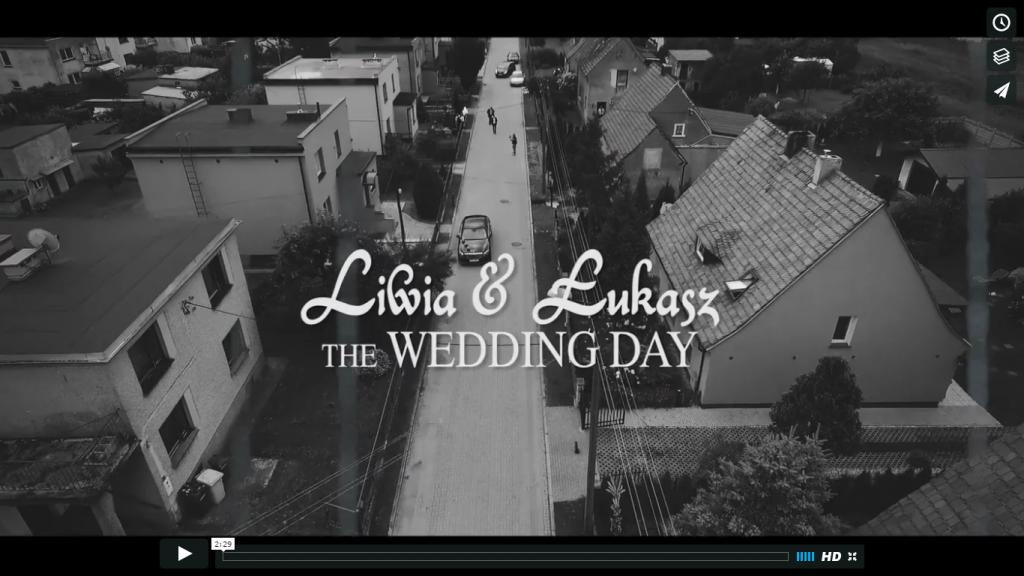 Teledysk – Liwia & Łukasz – lipiec 2016