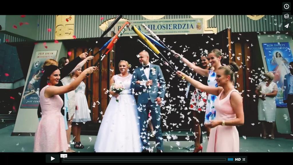 Trailer – Justyna & Maciej – lipiec 2016