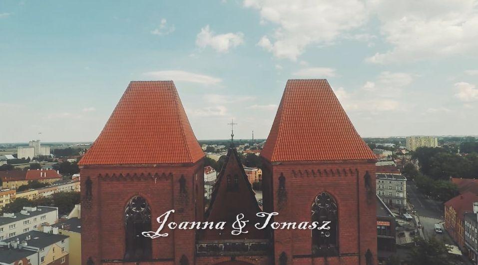 Teledysk z wesela Joanna & Tomasz – 15 lipca 2017