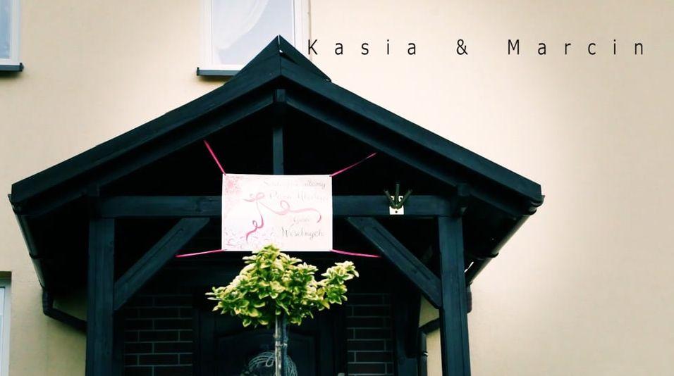 Trailer z wesela Kasia & Marcin – 19 sierpnia 2017