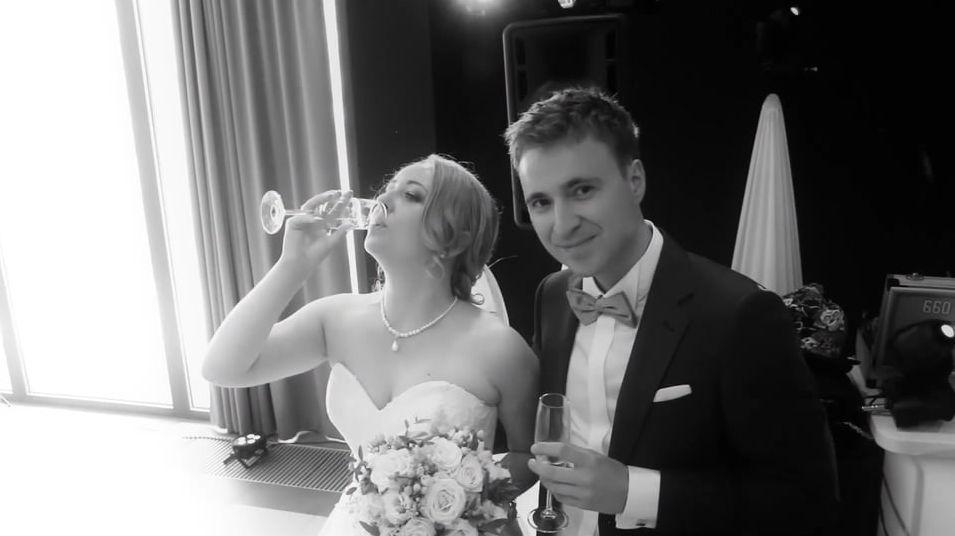 Teledysk z wesela Monika & Wojciech – 24 czerwca 2017