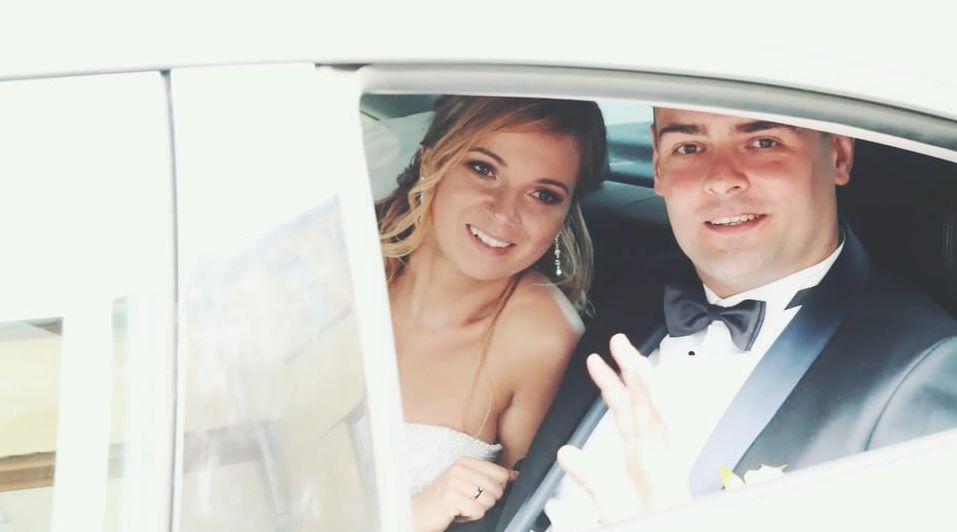 Teledysk z wesela Sylwia & Jarek – 12 sierpnia 2017